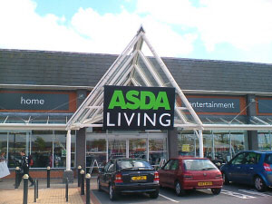 Asda living blinds