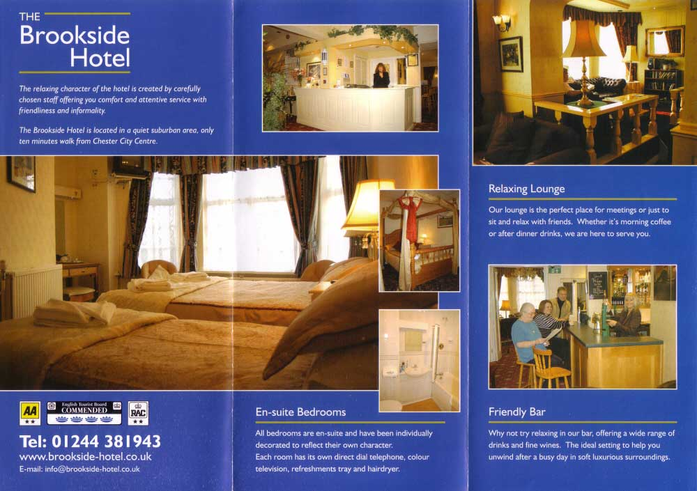Brochure Swipe File Profit Fuzion Marketing – Sample Hotel Brochure
