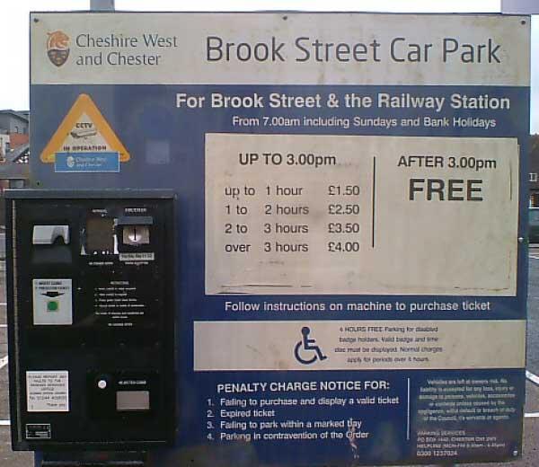 Brook street park