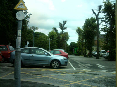 Chester Car Parks Free After