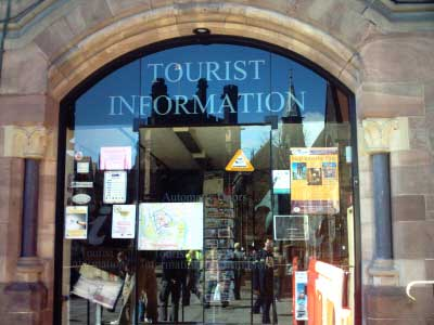 Chester Tourist Tourist Information Centres In Chester