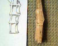 Roman Gladius sword handle