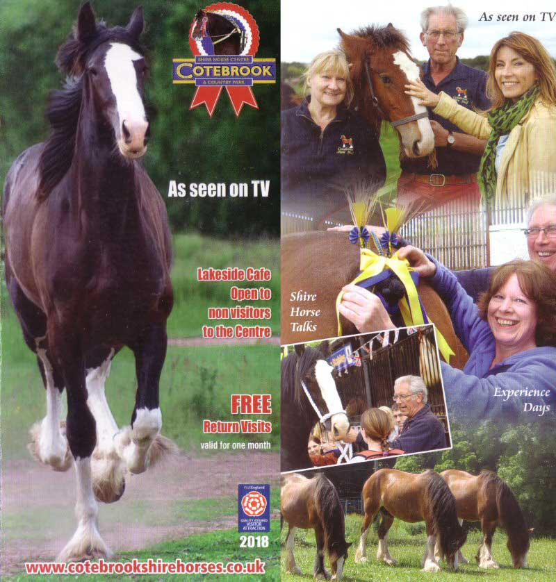 Cotebrook Shire Horse Centre 1