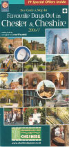 Cheshire Days Out Leaflet