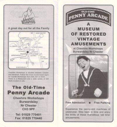 The Old Time Penny Arcade