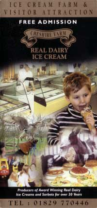 Cheshire Farm Real Dairy Ice Cream