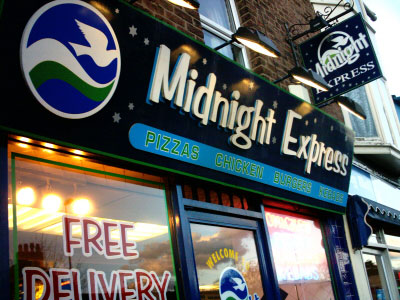 Midnight Express. Click for more information