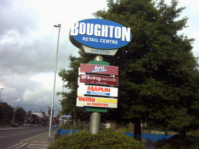 Boughton Retail Centre. Please click for more information