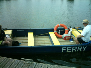 Boughton Ferry Boat 1