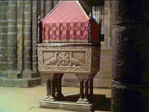 Chester Cathedral Baptistery