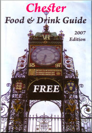 Chester Food and Drink Guide 2