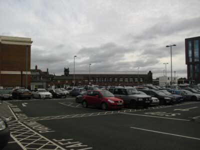 Chester Station Parking 2