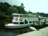 Chester Boat. Click for Web Site