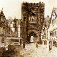 The old Eastgate