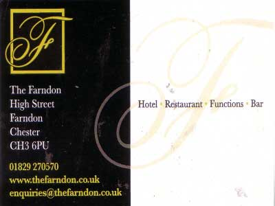 The Farndon Arms. Please click to book Hotel Rooms Online with Laterooms.com