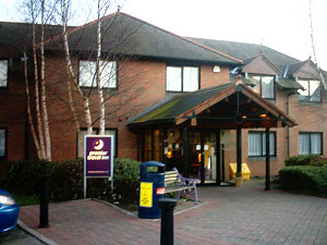 Premier Inn Chester East. Click to Book Online