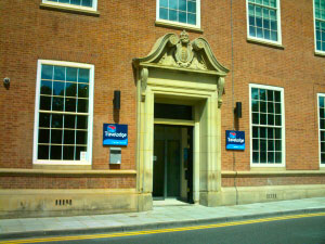 Travelodge Chester Central Hotel. Please click for website