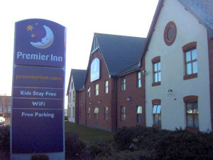 Premier Inn Chester Central East. Click to Book Online