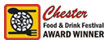 Chester Food & Drink Festival Winner