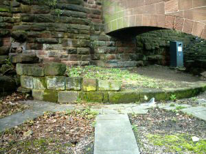 The Lost Towers of Chester's Walls- Sadler's Tower