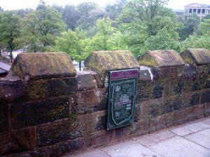 The Lost Towers of Chester's Walls - Barnaby's Tower
