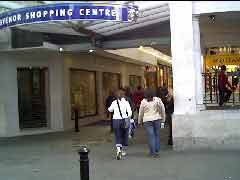 The Grosvenor Shopping Centre