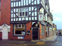 The Cross Foxes located on the edge of the City Centre in Boughton