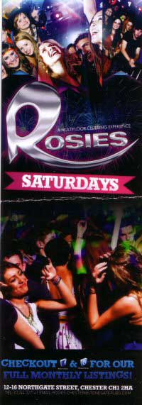Rosies Events 2