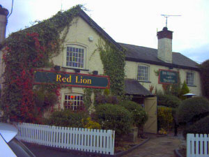 Red Lion. No Web Site