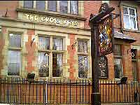 The Cross Keys Pub on Lower Bridge Street. Click here for the Folk Music Web Site