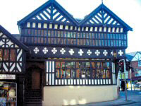 The Falcon is an historic Pub located in Chester City Centre at the start of Lower Bridge Street