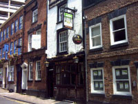 The Plumbers Arms. Please click for Pub Review