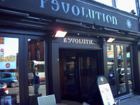 Revolution Bar Chester. Click for Web Site