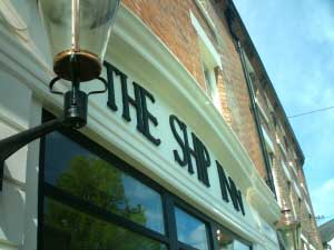 The Ship Inn. Please click for the website www.theshipchester.com
