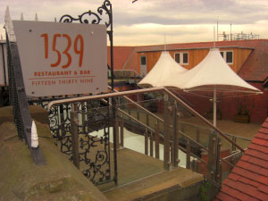Restaurant 1539 @ Chester Racecrouse