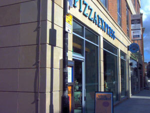 Pizzi Express. Please click for www.pizzaexpress.com