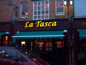 Speed dating la tasca chester