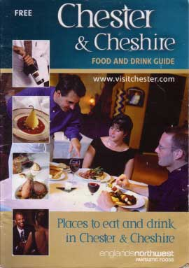 Chester and Cheshire Food and Drink Guide