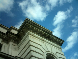 Cornice Molding from Stockport Town Hall