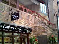 Mews Gallery in Rufus Court