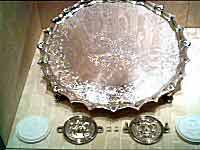 Other Silver on display 3