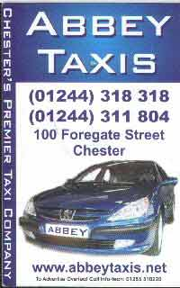 Abbey Taxis