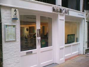 Watergate Street - Hair Cafe. Please click for www.hair-cafe.co.uk