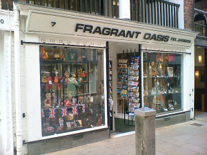 Watergate Street - Fragrant Oasis