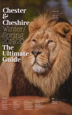 FREE What's on Guide for Chester Available at Chester Tourist Information Office, Northgate Street