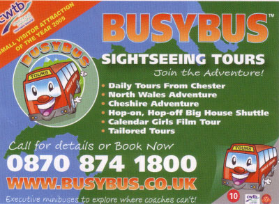 Busy Bus Tours