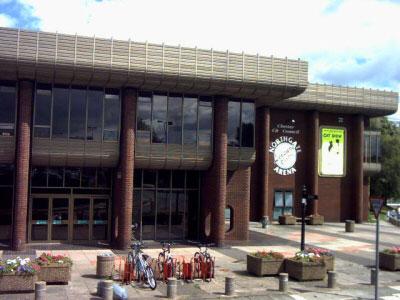 Chester Tourist Northgate Arena